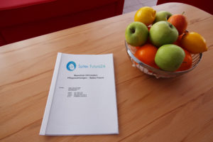 Vereinbaren Sie mit uns einen Besichtigungstermin für die Pflegewohnung Weitblick in Winterthur Wülflingen.