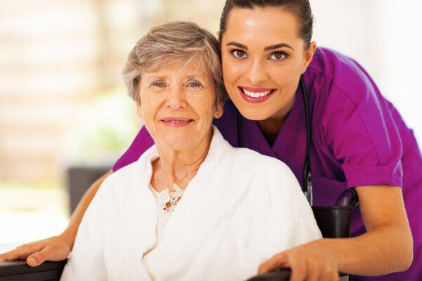 Pflegewohnung Weitblick in Winterthur, Pflegewohnung mit Betreuung für hilfsbedürftige Menschen rund um die Uhr
